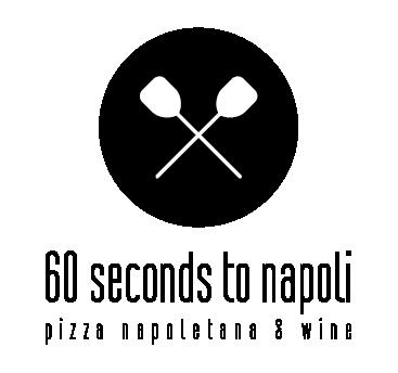 Logo - 60 seconds to napoli - Pizzeria in Dortmund