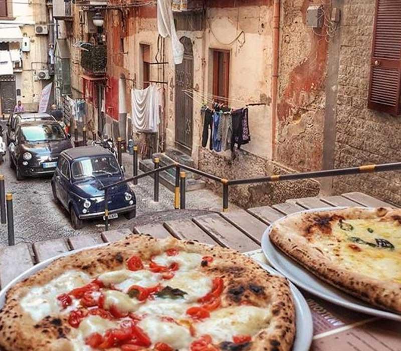 Pizza Bianche