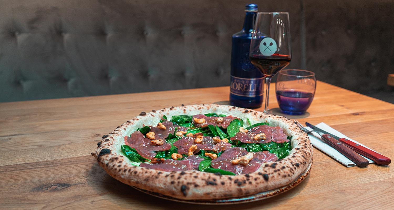 20 seconds to napoli • Pizzeria in Dortmund, Leipzig und Essen