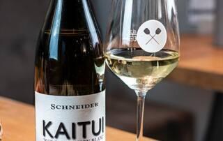 Weißwein mit Weinglas 60 seconds to napoli