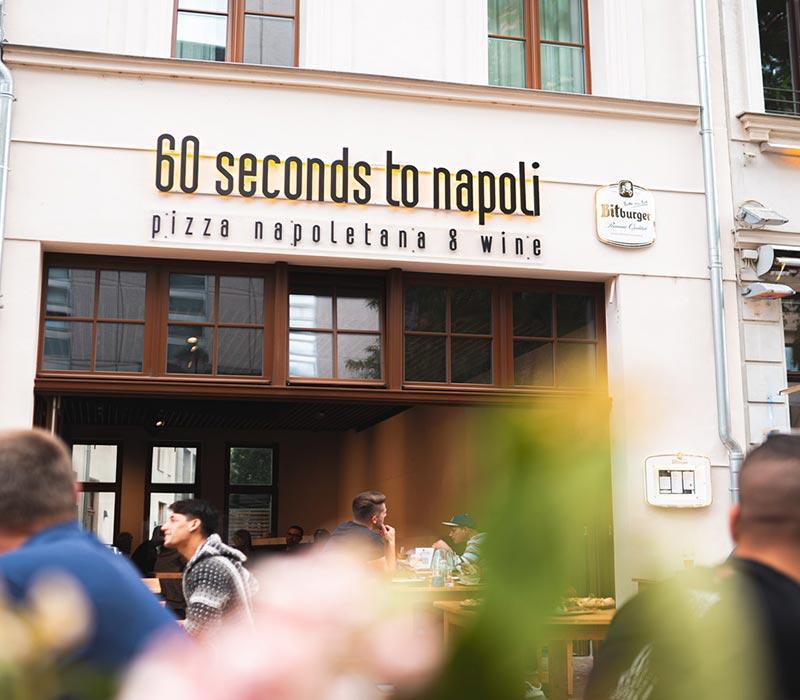 60 seconds in Leipzig